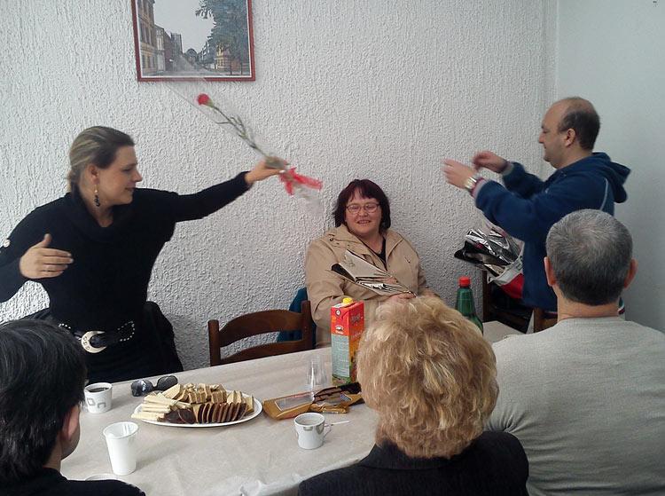 Udruga slijepih - Dan žena